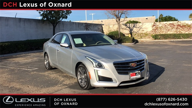 Pre-Owned 2016 Cadillac CTS 3.6L Luxury