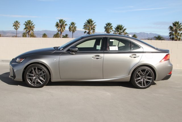 New 2020 Lexus IS 350 350