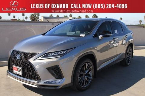 New 2020 Lexus RX 350 F SPORT PERFORMANCE 350 F Sport
