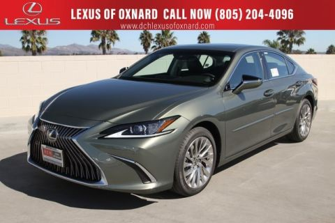 New 2020 Lexus ES 350 LUXURY 350 Luxury