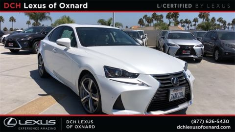 Certified Pre-Owned 2017 Lexus IS 200t