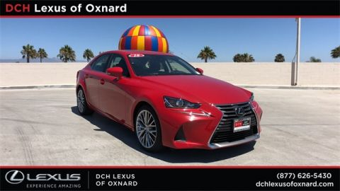 Certified Pre-Owned 2018 Lexus IS 300