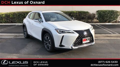Certified Pre-Owned 2019 Lexus UX 250h Base